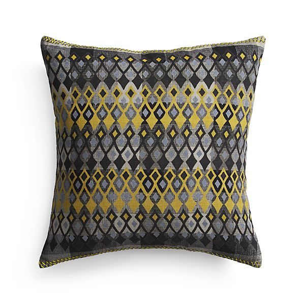 """Piera 16"""" Pillow with Feather Insert"""