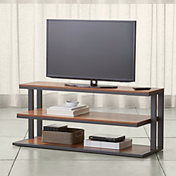 Pilsen Graphite Glass Desk Crate And Barrel