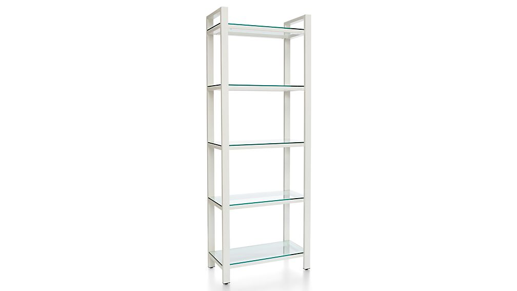 Pilsen Salt Bookcase