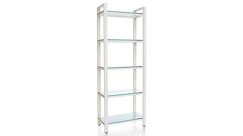 Pilsen Salt Bookcase