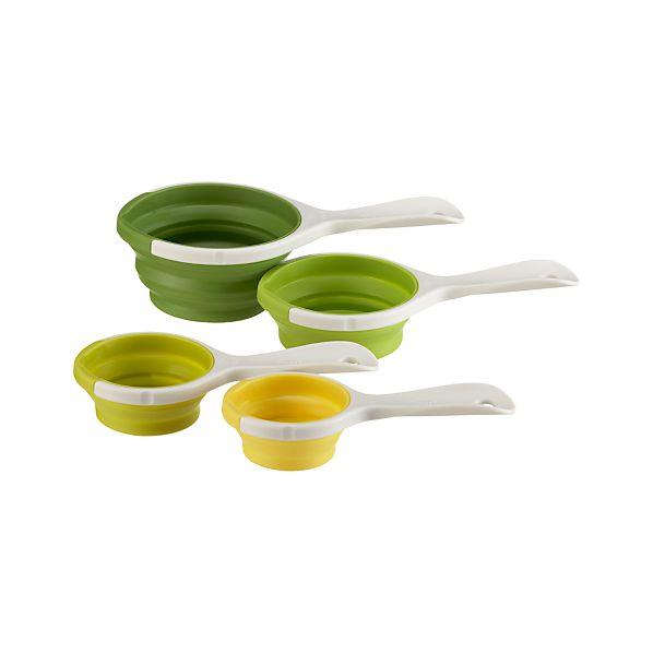 Chef'n ® 4-Piece Pinch & Pour Measuring Cup Set