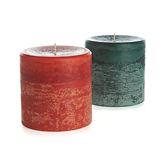 Holiday Pine Scented Candle