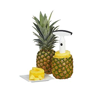 Pineapple Corer-Slicer with Wedger