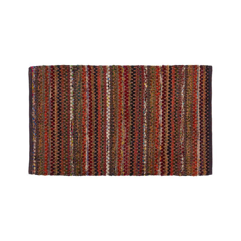 Pinstripe Copper 30'x50' Rug