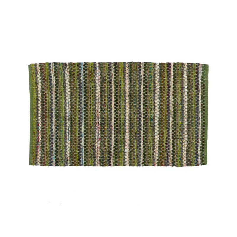 Pinstripe Evergreen 30'x50' Rug