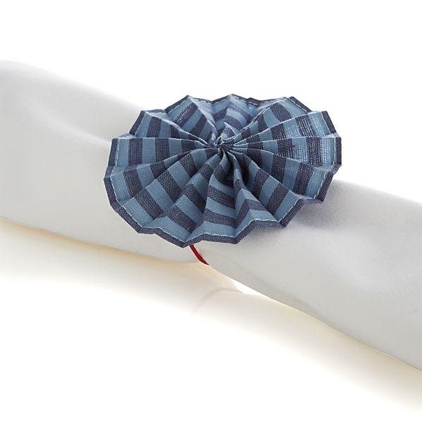 Pinwheel Napkin Ring