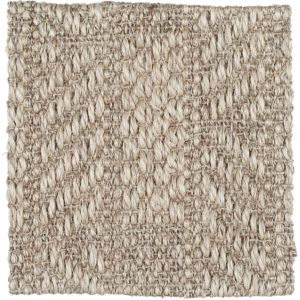 Piper Linen 12 sq. Rug Swatch
