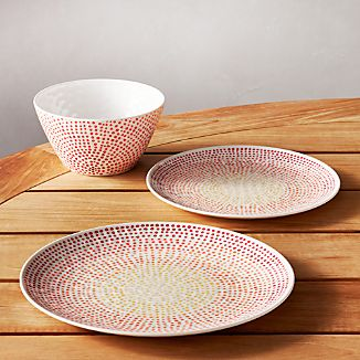 Piper Melamine Dinnerware