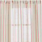 Pippa Persimmon Curtain Panel.
