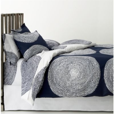 Pippurikera Navy King Duvet Cover