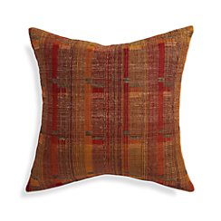 "Piquant 20"" Pillow with Feather-Down Insert"