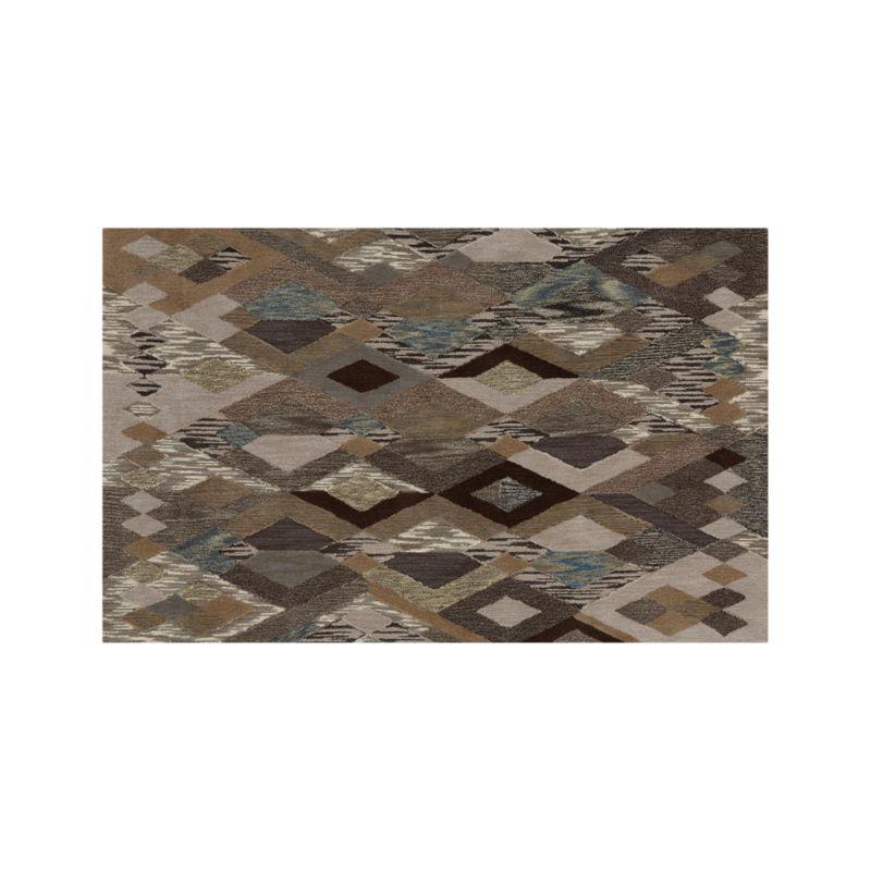 Pitagora Wool 5'x8' Rug