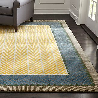 Patterned Rugs Crate And Barrel