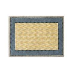 Piven Chevron Wool-Blend 9'x12' Rug