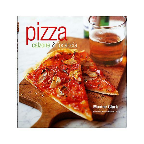 """Pizza, Calzone & Focaccia"" Cookbook"