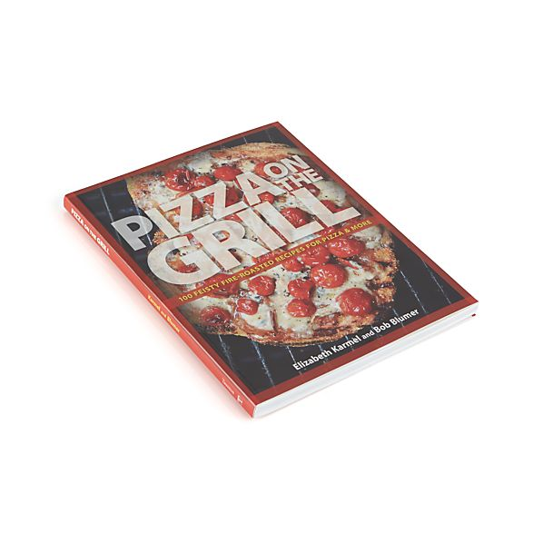 Pizza on the Grill Cookbook