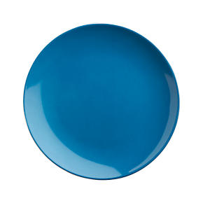 Blue Appetizer Plate