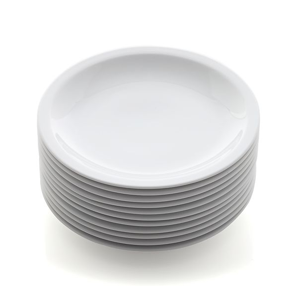 "8.25"" Salad Plates Boxed Set of 12"