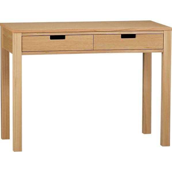 Pocket Two-Drawer Desk II