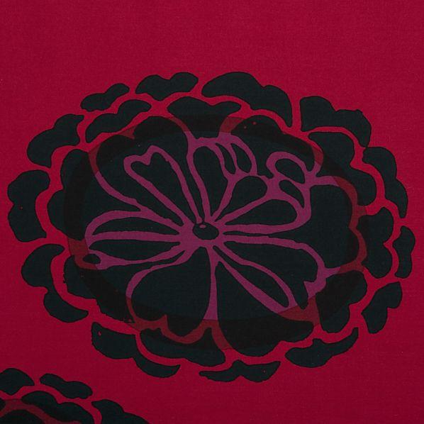 Marimekko Poloneesi Ruby Full/Queen Duvet Cover