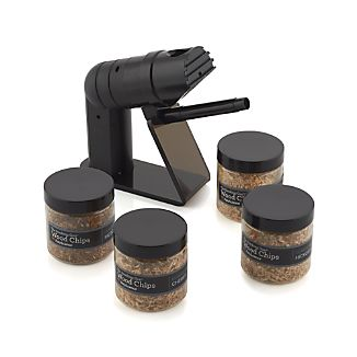 Polyscience Smoking Gun ™ Handheld Food Smoker Wood Kit