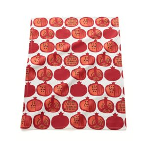 Pomegranate Dishtowel