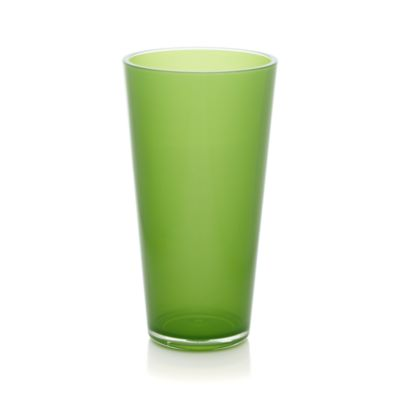 Pop Green Acrylic 24 oz. Drink Glass