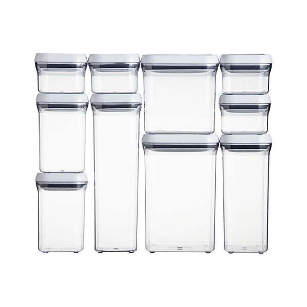 OXO ® 10-Piece Pop Container Set