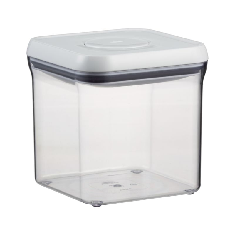 Oxo ® Pop Square 2.4qt Container with Lid