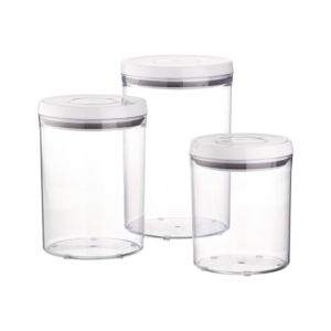 3-Piece OXO® Pop Round Containers with Lids Set