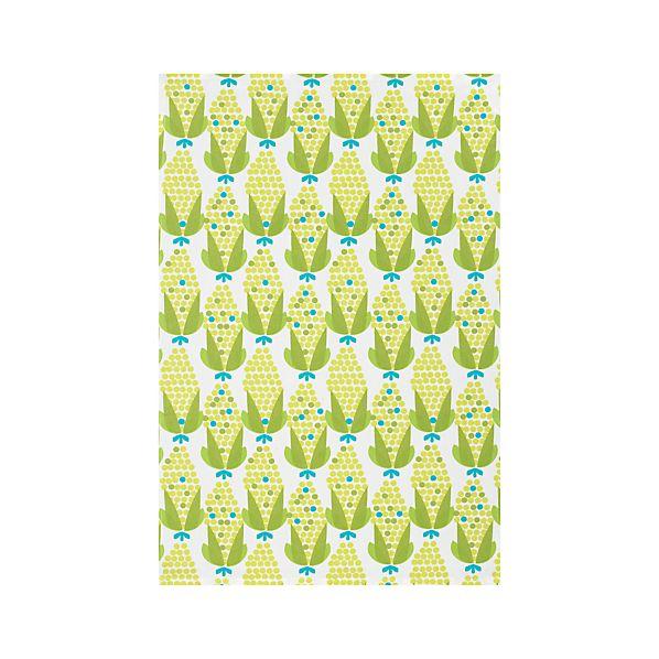 Pop Corn Dishtowel