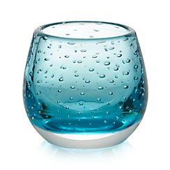 Pop Aqua Tea Light Holder