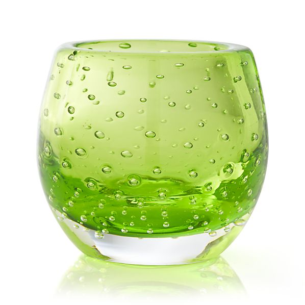 Pop Lime Tea Light Holder