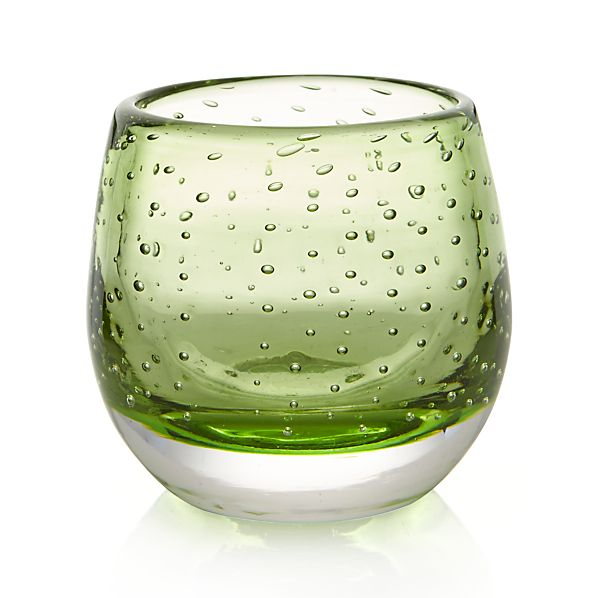 Pop Green Tea Light Holder