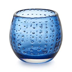 Pop Blue Tealight Holder