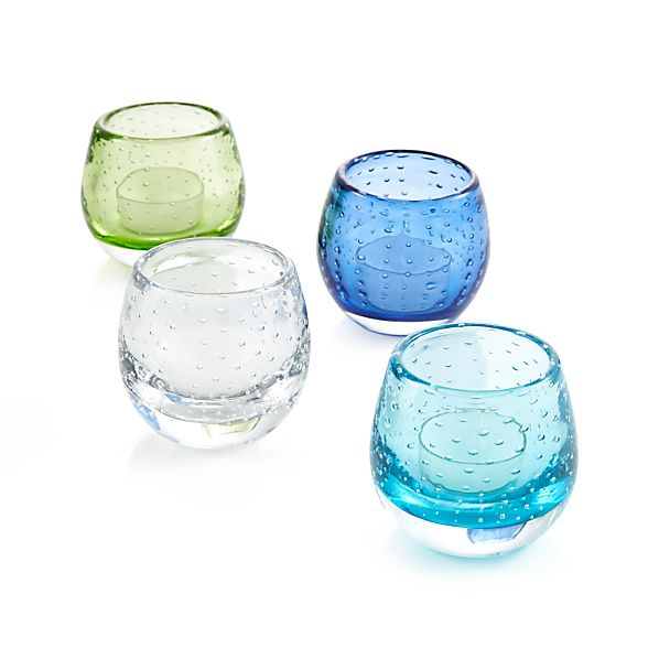 Pop Tea Light Holders