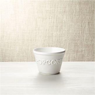 Small Popcorn Bowl