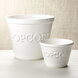 Popcorn Bowls
