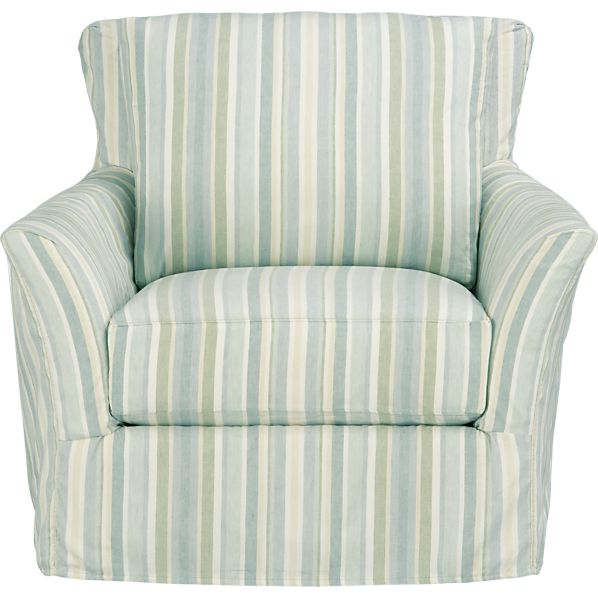 Slipcover Only for Portico Swivel Chair