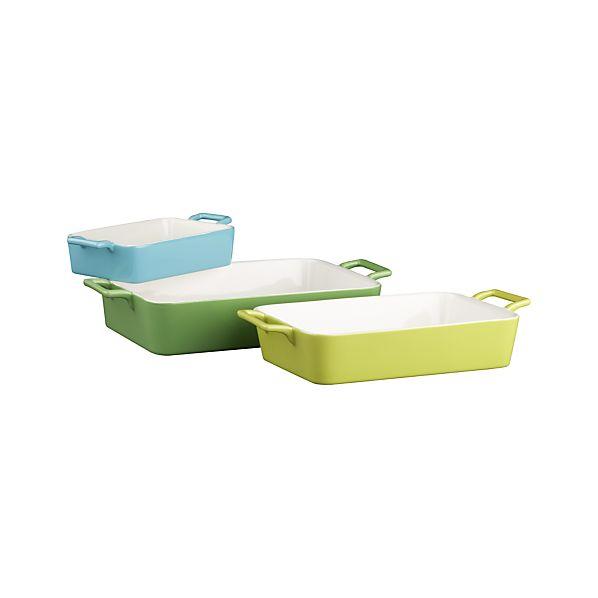 3-Piece Potluck Baker Set