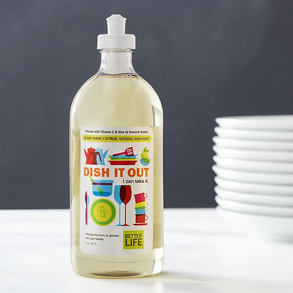 Better Life ™ Dish It Out ™ Natural Dish Soap
