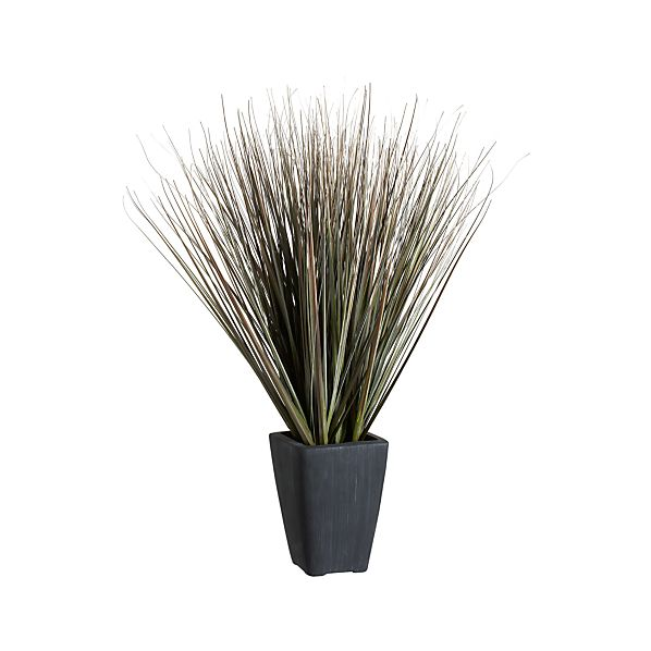 Potted Artificial Dune Grass