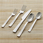 Prairie 5-Piece Flatware Place Setting.