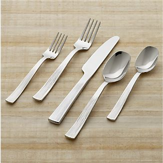 Prairie 20-Piece Flatware Set