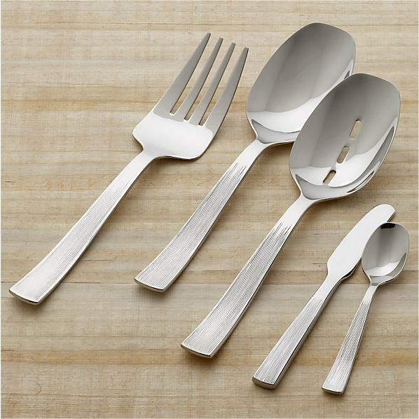 Prairie 5-Piece Serving Set
