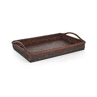 Pramana Rectangular Tray