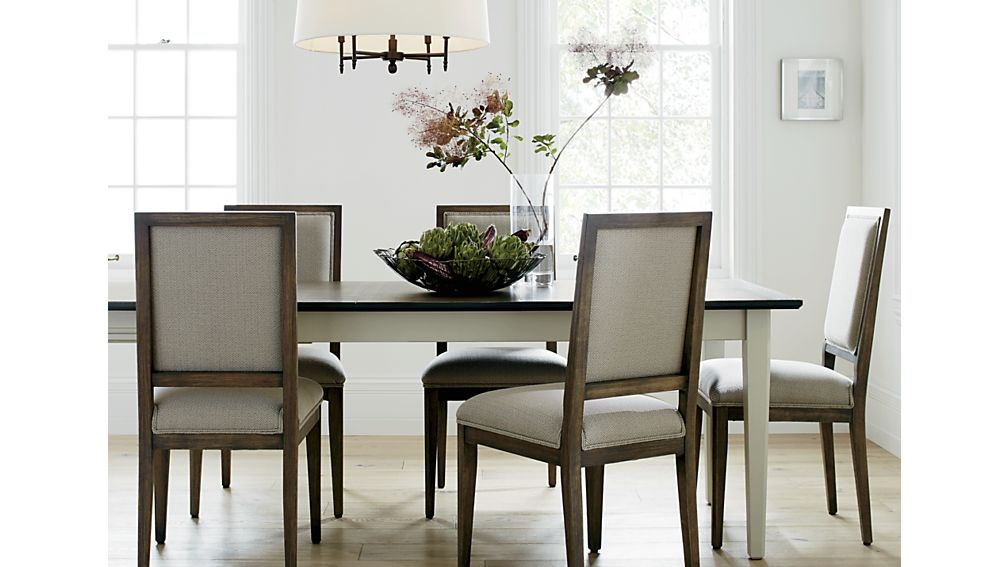 Sonata Pinot Lancaster Grey Dining Side Chair
