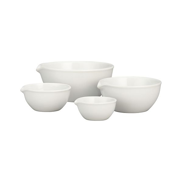"4-Piece 3.25""-6.25"" Prep Bowl Set"