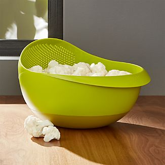 Joseph Joseph ® Prep and Serve Green Bowl