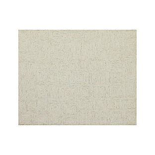 Presley Neutral Wool 12 Quot Sq Rug Swatch Crate And Barrel